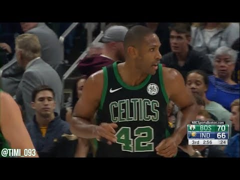 Al Horford Highlights vs Indiana Pacers (21 pts, 5 reb, 6 ast, 3 blk)