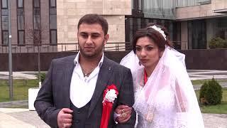 Цыганская свадьба Ашот и Люба (Пенза 2018) часть 1