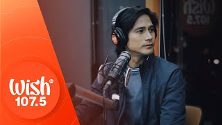 "Piolo Pascual performs ""Iiyak sa Ulan"" LIVE on Wish 107.5 Bus"