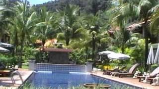 Khao Lak Bay Front Resort / Thailand 2009
