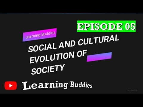 Social And Cultural Evolution Of Society From Hunting Gathering To Post Modern - EP 05 اردو/हिन्दी