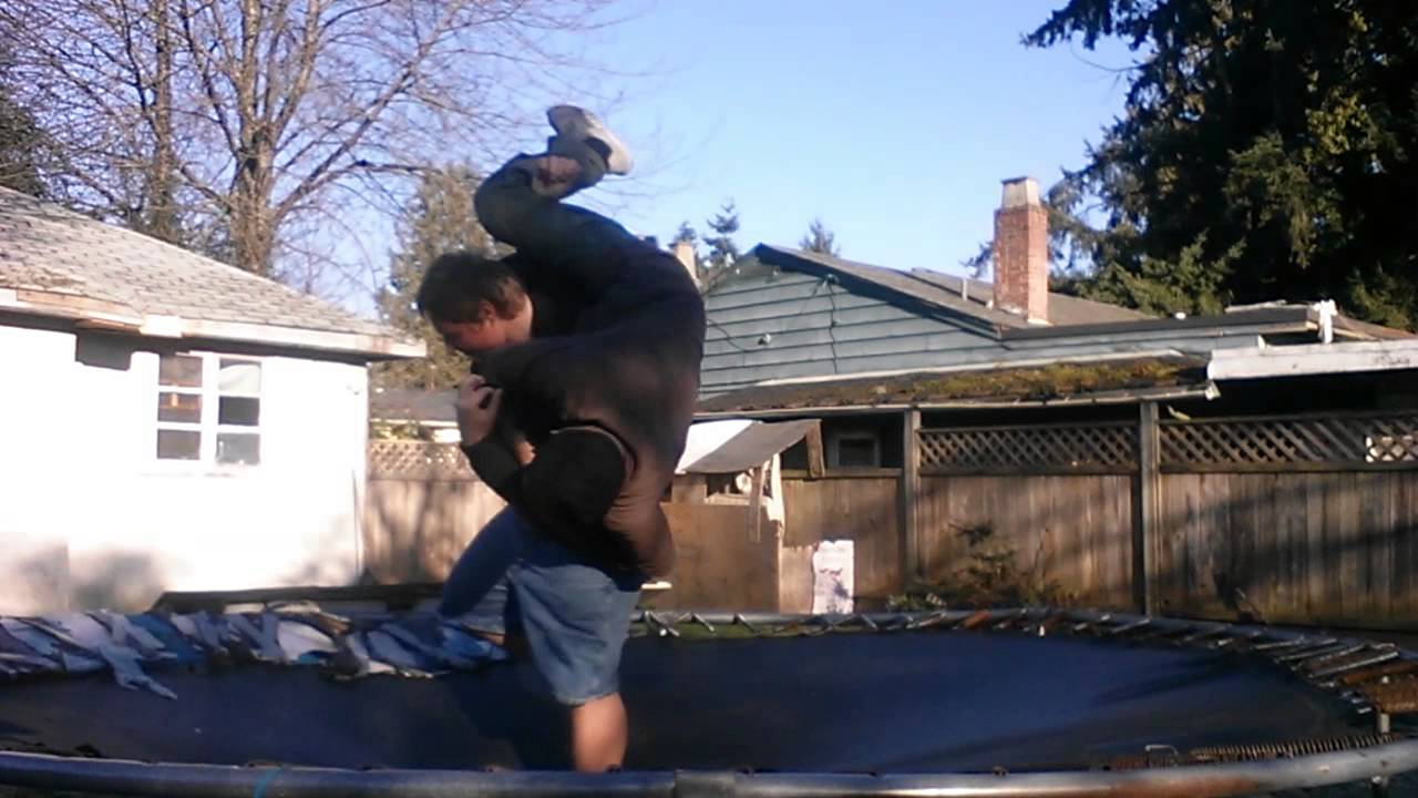 wbw 1071 backyard wrestling rko finish youtube
