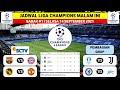 Jadwal Liga Champion Malam Ini: Barcelona vs Munchen   Young Boys vs Man United   Jadwal UCL 2021