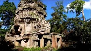 Preah Khan Kampong Svay 密林に眠る巨大遺跡 プリアカンコンポンスヴァイ