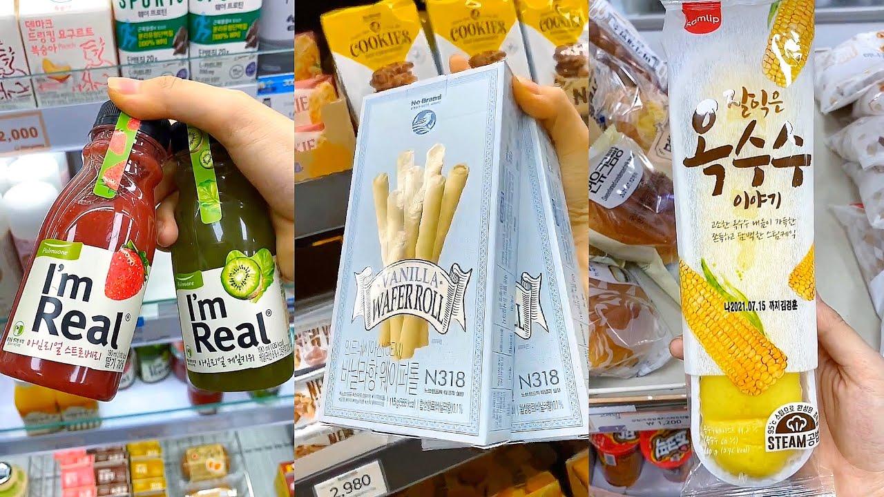 Review đồ ăn ngon xỉu trong cửa hàng tiện lợi StoryWay Hàn Quốc