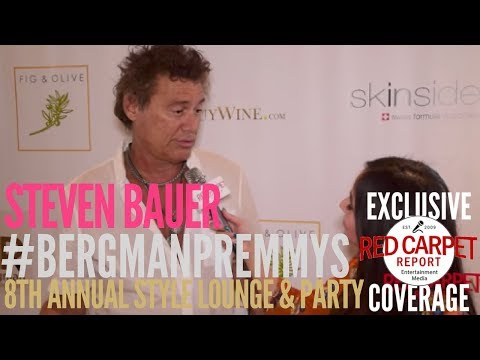 Steven Bauer #RayDonovan at Doris Bergman's 8th Style Lounge & Party Celebrating Emmys