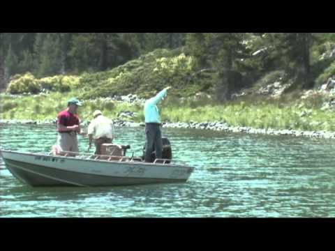 Fishing central oregon east lake youtube for Central oregon fishing report