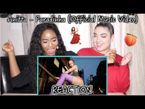 Anitta - Paradinha     REACTION