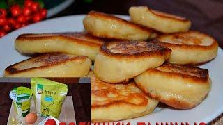 Как Приготовить Вкусные Пышные ОЛАДЬИ (Оладушки) на Кефире. Fritters.Racuszki