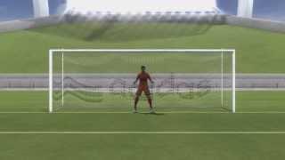FIFA 14 Tutorial | Elfmeter schießen [Alle Varianten+Tipps] | XPGamesHD