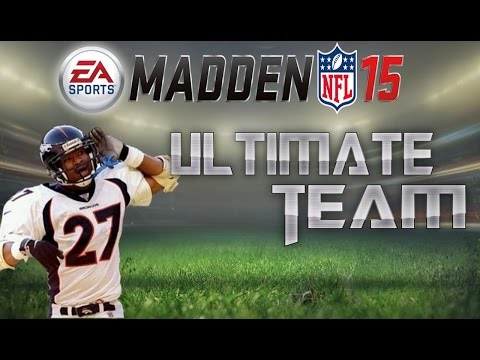 Madden 15 Ultimate Team - Ultimate Legend Steve Atwater - MUT 15