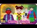 ONDEL ONDEL   Lagu Daerah Betawi ( DKI Jakarta )   Diva bernyanyi   Diva The Series Official