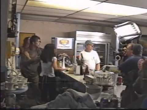 Children of the Living Dead - horror movie behind the scenes 2000