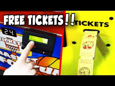 Secret Tip How to Get Free Tickets At The Arcade Wisconsin Dells ArcadeJackpotPro