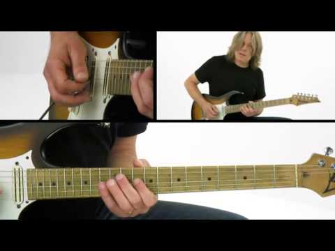 Andy Timmons Guitar Lesson - #3 Tension & Release - Electric Expression