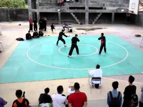 revisiting pencak silat osaka