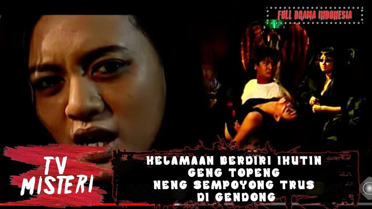 Download IKUTI ALIRAN GAK JELAS, ENENG PAKSA ABANG MAIN KUDA KUDAAN SEBAGAI RITUALNYA - TV MISTERI