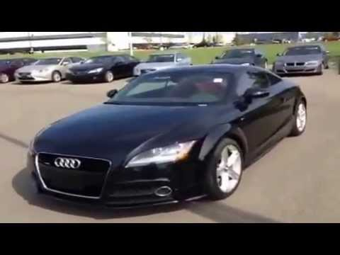 Audi TT Review Edmonton AB Door Coupe Quattro T S Line Ltd - 2 door audi