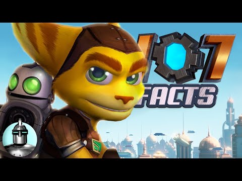 107 Ratchet & Clank Facts YOU Should Know! | The Leaderboard