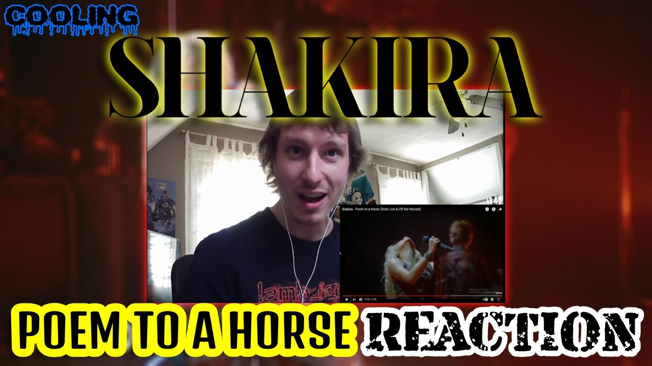 Download 1 OF A KIND | Shakira - Poem To A Horse (live and off the record) | REACTION (RE-UPLOAD)