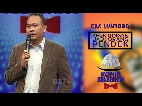Cak Lontong Keuntungan Jadi Orang Pendek - Komik Selebriti (30/11)