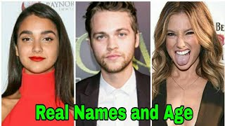 The Package Cast Real Names and Age | Movie | 2018