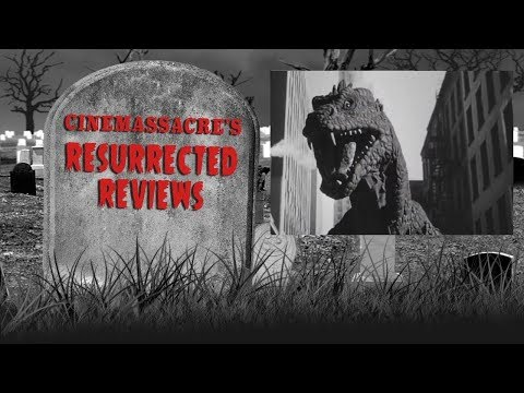 The Beast from 20,000 Fathoms - movie review