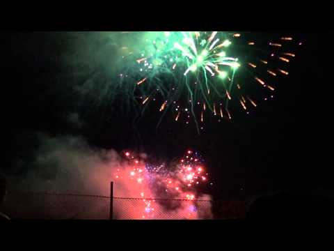 Allendale, New Jersey 4th of July Fireworks 2015