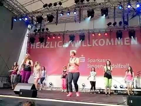 Stadtfest in singen 2014