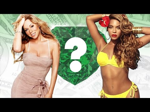 WHO'S RICHER? - Mariah Carey or Beyonce? - Net Worth Revealed! (2016)