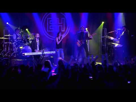 Eric Hutchinson - Live Nation 365  (Charleston, SC / November 9, 2014)
