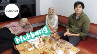we tried every single bread in cube bakery so you don't have to (ft sorn and edward)