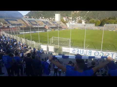 """Como Pavia 3-1. Festa finale con """"Pulenta e galena fregia"""""""