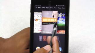 Amazon Fire HD 6 (Tablet) for Beginners | H2TechVideos