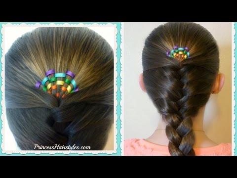 rainbow-sunrise-braid-hairstyle