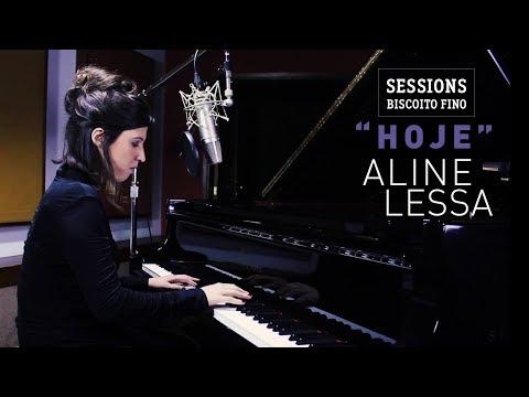 """Aline Lessa - """"Hoje"""" Sessions Biscoito Fino"""