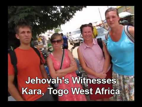Jehovah's Witnesses in Togo West Africa