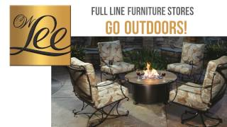 Full Line Furniture Stores Go Outdoors! | OWLeeCo