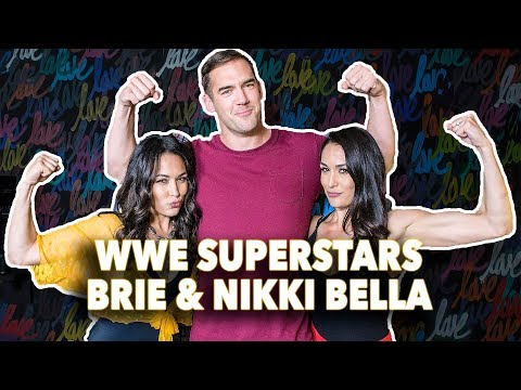 Coming Soon: Full Interview with The Bella Twins