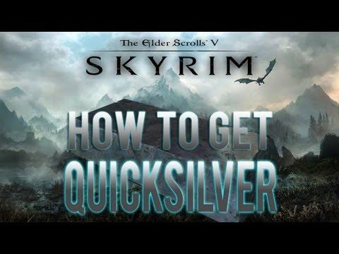 Skyrim: Where To Find Alot Of Quicksilver Ore