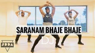 DJ Saranam Bhaje Bhaje Song | Dance Cover | ALLU ARJUN Pooja Hegde DSP @JeyaRaveendran Choreography