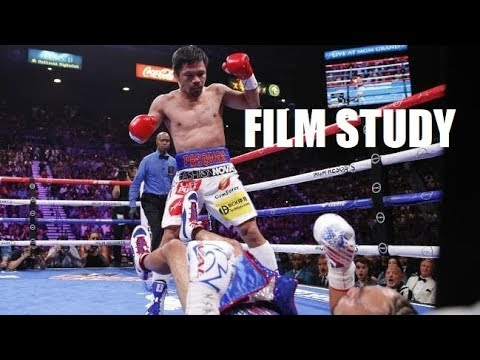 Manny Pacquiao Vs Keith Thurman - Film Study