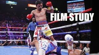 Manny Pacquiao vs Keith Thurman - Film Study