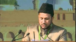Urdu Speech: Existence of God at Jalsa Salana Qadian 2011, Islam Ahmadiyya