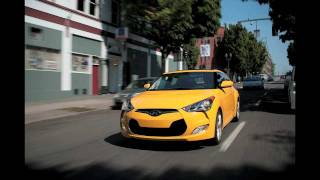 Real World Test Drive 2012 Hyundai Veloster with Geo Fence