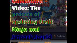 12142018 Gamasutra - Video: The process of updating Fruit Ninja and Jetpack Joyrid