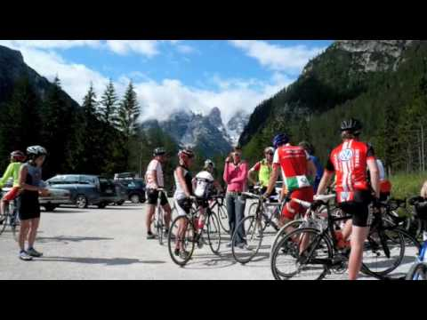 Italy Road Cycling Tour - The Passes Of The Dolomites