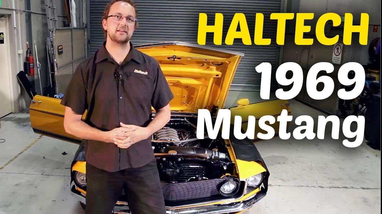 1969 Ford Mustang Efi Conversion Technically Speaking Youtube 69 Wiring