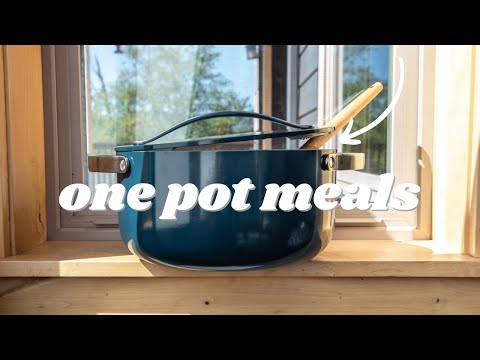 what-i-ate:-one-pot-meals!-(very-real-life)