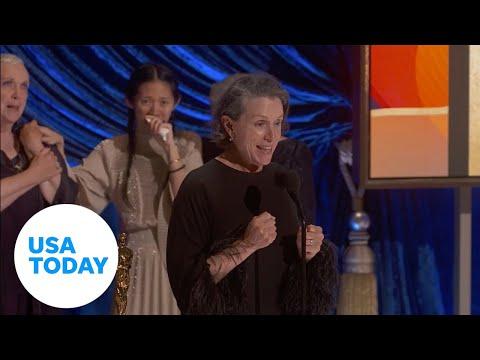 Oscars 2021: Chadwick Boseman snubbed, Frances McDormand howls